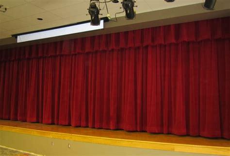 stage curtains portfolio theatrical draperies