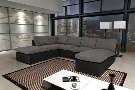 canapé rue du commerce modern sofa canapé avanti 8 places modulable canapé rue
