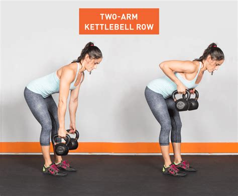kettlebell arm workout row exercises workouts kettlebells ass exercise abs kick fitness routines arms bell body tone greatist figure champ