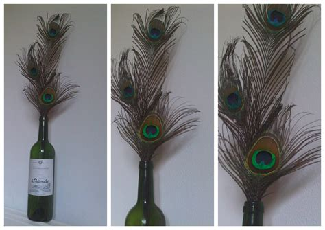 Peacock Decorations For Home: Peacock Feather Centerpieces And Vintage-Inspired