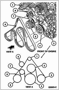 Mustang Gt  Hello Do You Guys Have A Drive Belt Diagram  Supercharger