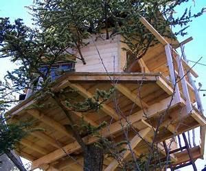 Comment Construire Une Cabane à écureuil : visuel du plancher comment construire une cabane dans les arbres font tout a tree hut ~ Melissatoandfro.com Idées de Décoration