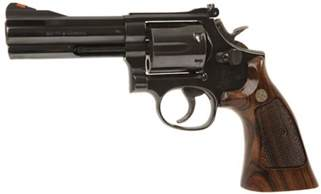 Smith and Wesson 357 Magnum Revolver