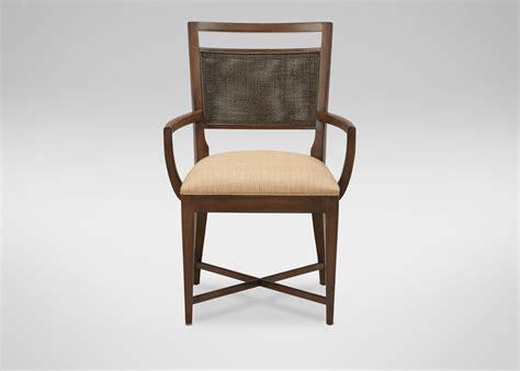 Grady Cane Back Armchair