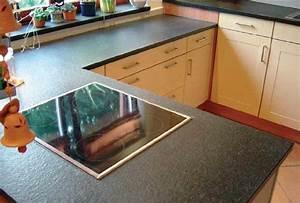 Arbeitsplatten Aus Granit : arbeitsplatte k che marmor optik schwarz das beste aus ~ Michelbontemps.com Haus und Dekorationen