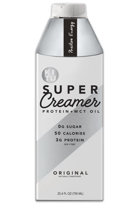 So what are the best coffee creamers for weight loss? Kitu Super Creamer, Sugar Free Coffee Creamer (0g Sugar ...