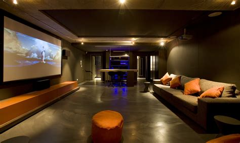 Design For Home Theatre by Minosa The Centre Of Attention The Modern Home Theatre