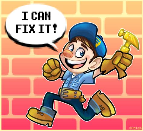 I Can Fix It By Vaporotem On Deviantart