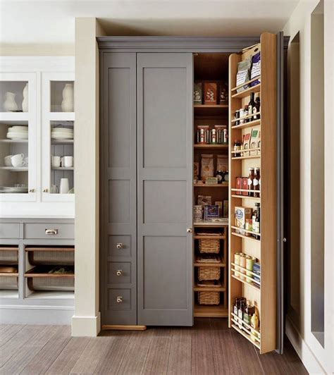 sumptuous kitchen pantries   large small
