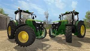John Deere 7r : john deere 7r v1 1 0 1 fs17 mod mod for farming simulator 17 ls portal ~ Medecine-chirurgie-esthetiques.com Avis de Voitures