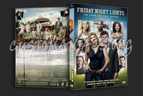 friday lights seasons friday lights seasons 1 5 dvd cover dvd covers