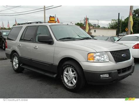 expedition 6647mcltbbasl silver 2006 silver birch metallic ford expedition xlt 23088276