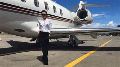 Jet Victoria Beckham Private Plane Luxury Mile