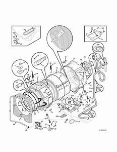 Kenmore 417 41102000 Washer Drive Motor