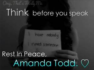 Sad Quotes On Being Bullied. QuotesGram