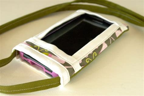 cell phone carrier 25 unique cell phone pouch ideas on diy