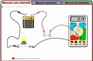 Comment Mesurer Amperage Avec Multimetre : espace p dagogique physique chimie utiliser le multim tre ~ Premium-room.com Idées de Décoration
