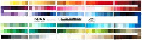 kona cotton color card the kona cotton color card quiltydreams bobbinstrings