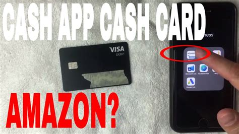 Go to the cash counter and ask to put money in your card. Can You Use Cash App Cash Card On Amazon 🔴 - YouTube