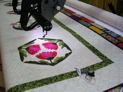 Longarm Quilting by Loblollyquiltworks About Longarm Quilting