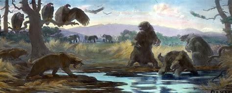List Of Fossil Species In The La Brea Tar Pits