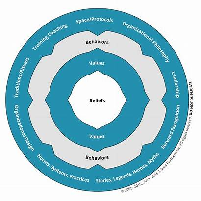 Culture Organizational Leadership Learning Productive Creating Partners