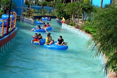 kolam tsunami  hawai waterpark picture  hawai