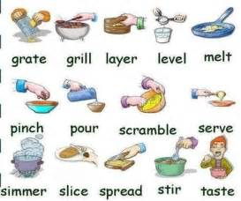 worksheet verbs countable and uncountable nouns in recipes scoop it