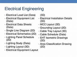 Epc Projects And Cad Tools