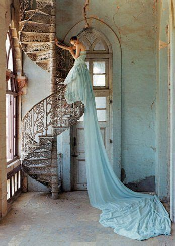 lily cole british vogue lily cole and spiral staircase by tim walker british