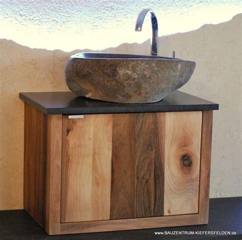 Waschtisch Granit Mit Unterschrank by Waschtisch Granit Flu 223 Stein Waschbecken Massivholz