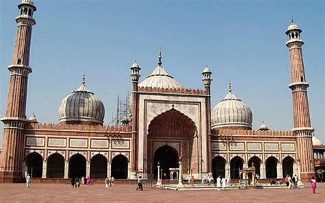 jama masjid  delhi india history architecture