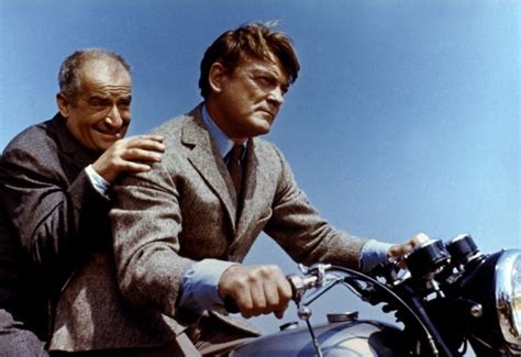 With louis de funès, jean carmet, jacques villeret, claude gensac. Avengers in Time: 1964, Film: Fantômas