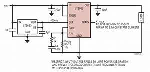 Lt3086 Adjustable Voltage Controlled Current Source