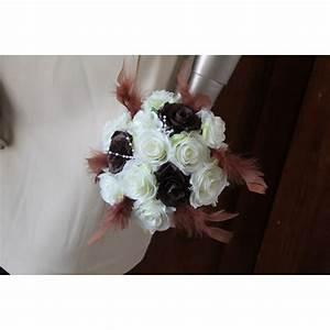 Bouquet De La Mariée : beau bouquet de mari e ivoire chocolat ou blanc chocolat ~ Melissatoandfro.com Idées de Décoration