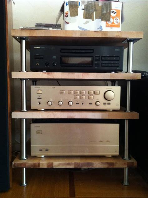 mon meuble hifi diy simpliste le forum audio vintage