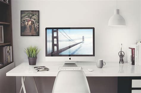 imac office mockup  psd dealjumbocom discounted
