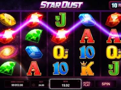 Play Stardust Slot Machine Completely Free