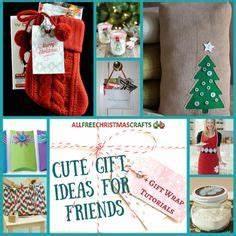 Homemade Christmas Gifts on Pinterest