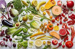Fruits And Vegetables Rainbow | www.pixshark.com - Images ...