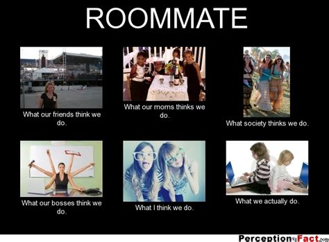 Housemate Meme - college roommates memes