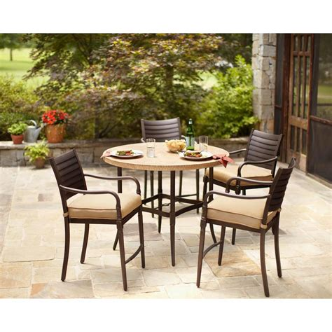 hton bay table l hton bay patio set covers outdoor furniture covers