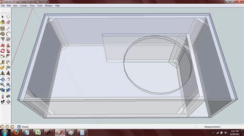 custom subwoofer box design 1 custom subwoofer enclosure designs page 15