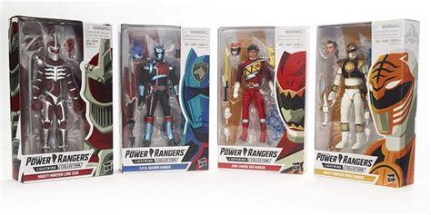 power rangers lightning collection wave  press