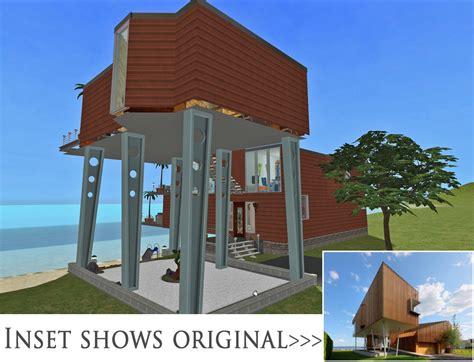 Mod The Sims  The $6milliondollar House  A Beach House