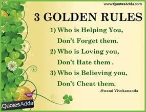 3 Golden Rules from Swami Vivekananda Best Words