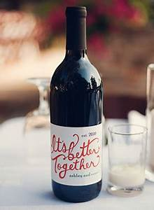 facebook it With diy custom wine labels