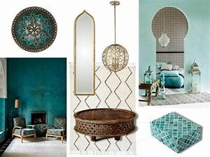Mood Board: Moroccan Style in Interior Design