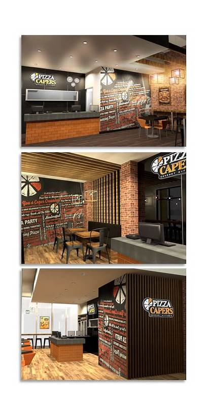 Existing Stores Subject Change Capers Pizza Maroochydore