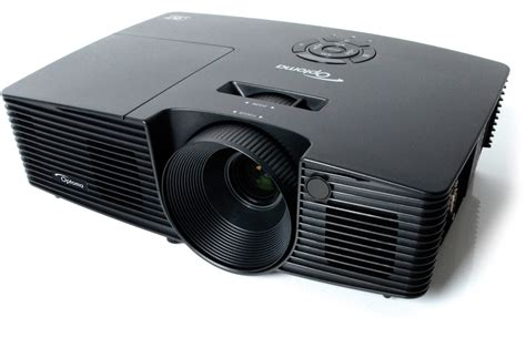 darty si鑒e vidéoprojecteur optoma ds335 4204018 darty